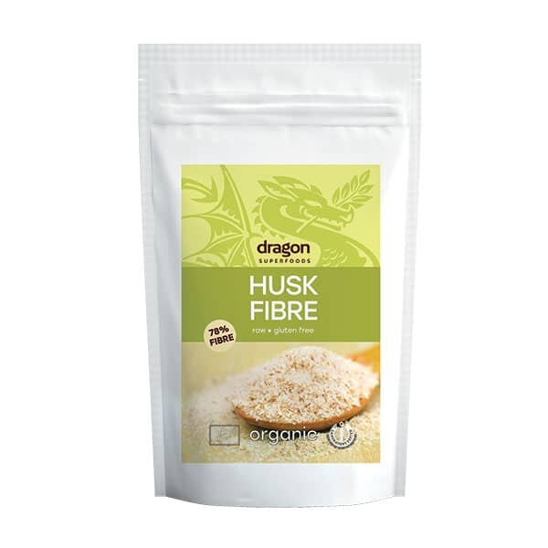 Био хуск фибри DRAGON SUPERFOOD - 150г